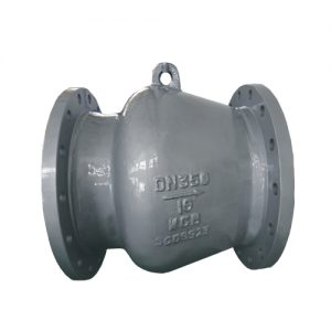 AXIAL FLOW CHECK VALVE