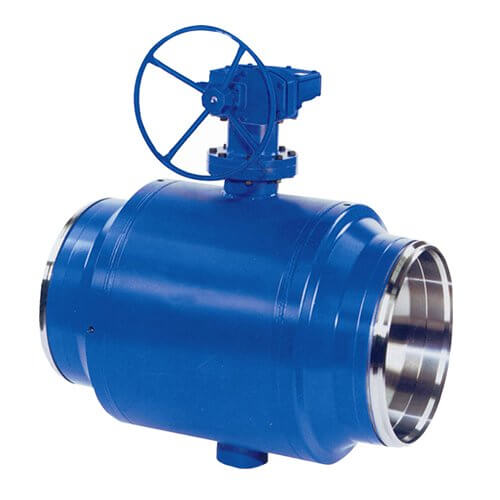 Fully-Welded-Ball-Valve