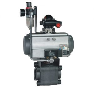 Small Size Forge Ball Valve