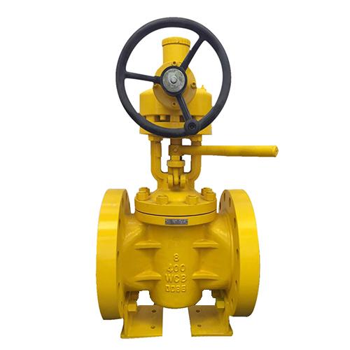 lift-plug -valve