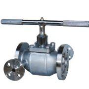 steam jacket plug valve