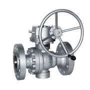 trunnion ball valve-cast