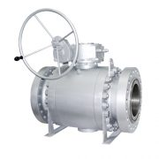 trunnion ball valve-forge2