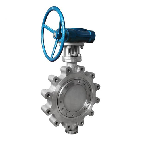 Double-Offset-High-Performance-Butterfly-Valves