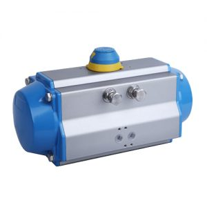 Rack and Pinion Pneumatic Actuator
