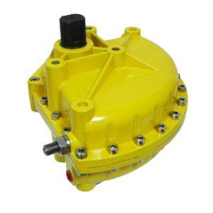 rotary vane actuator