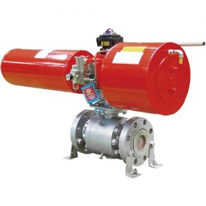 pneumatic-ball-valve